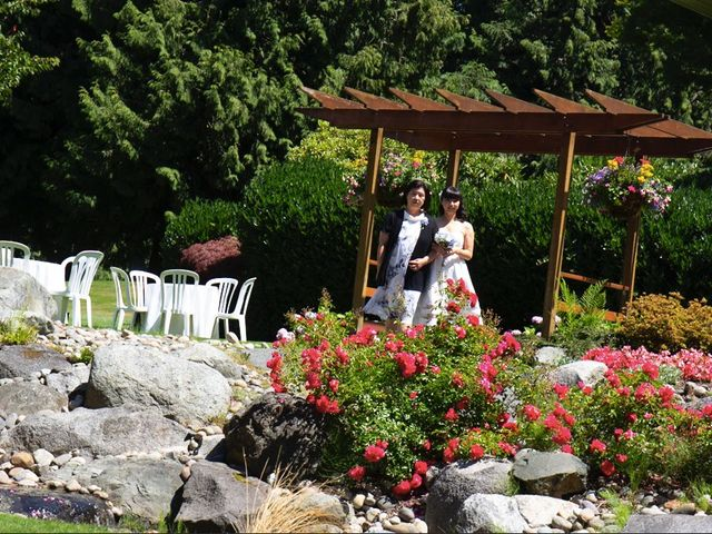 Will and Becca's wedding in Vancouver, British Columbia 5