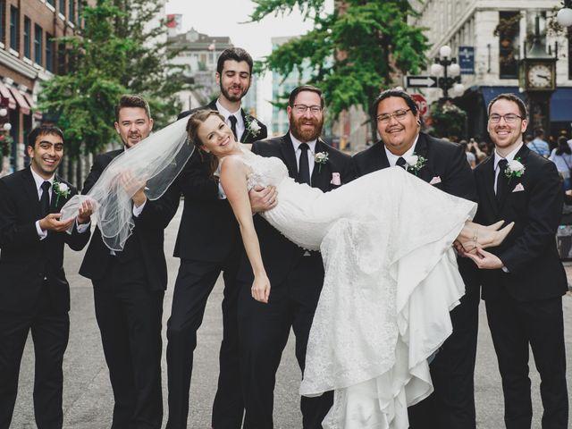 Tyler and Katherine's wedding in Vancouver, British Columbia 7