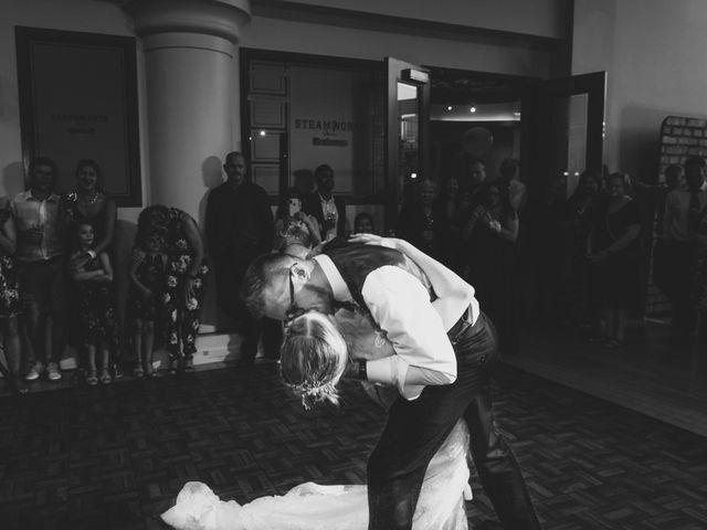 Tyler and Katherine's wedding in Vancouver, British Columbia 8