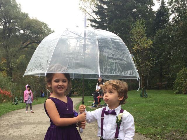 Greg  and Jackie 's wedding in Toronto, Ontario 8