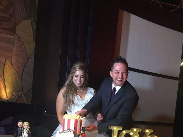 Greg  and Jackie 's wedding in Toronto, Ontario 9