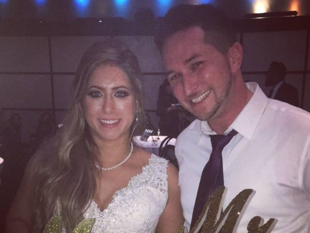 Greg  and Jackie 's wedding in Toronto, Ontario 11