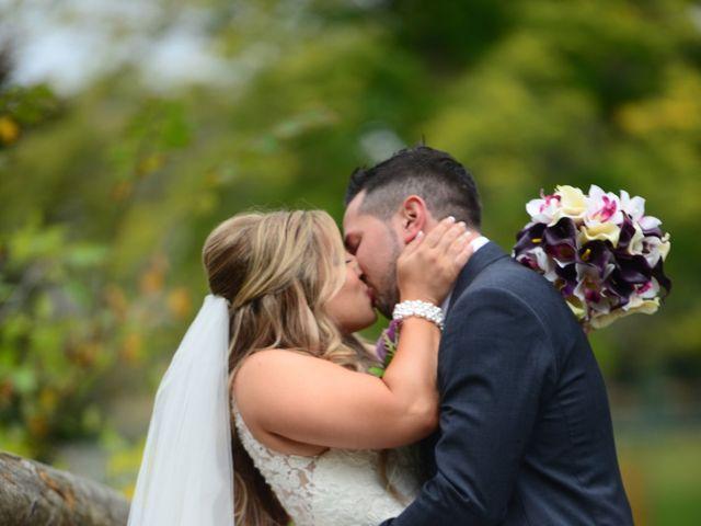 Greg  and Jackie 's wedding in Toronto, Ontario 15
