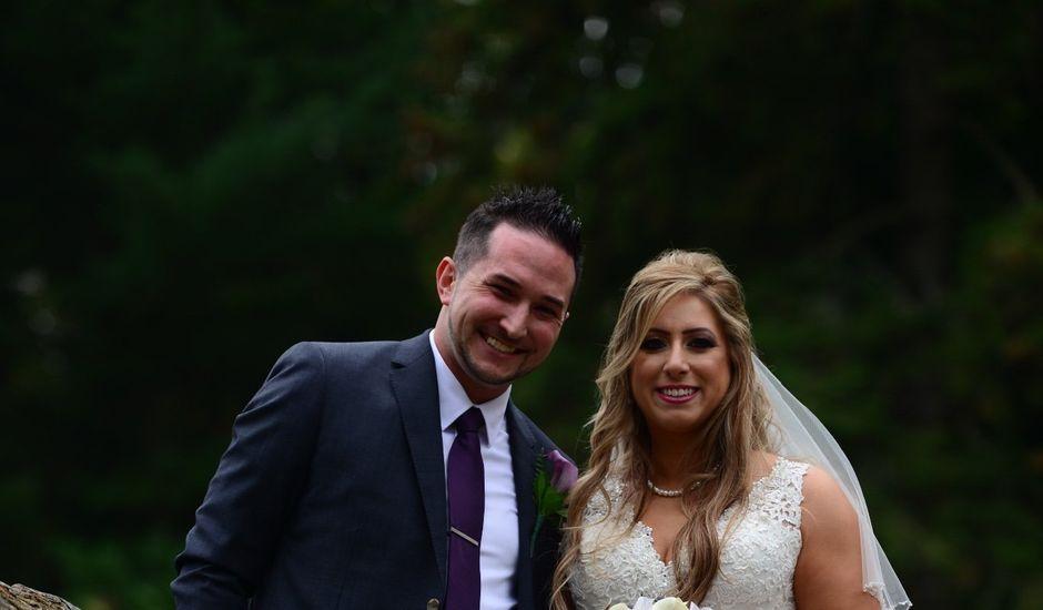 Greg  and Jackie 's wedding in Toronto, Ontario