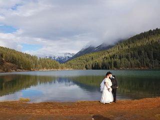 The wedding of Nicki and Piotr