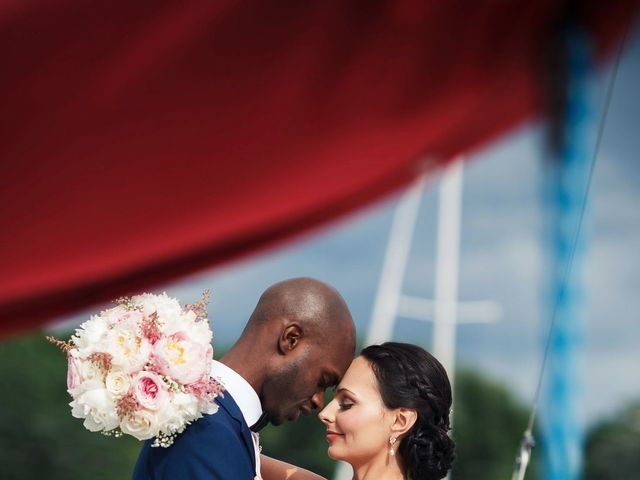 Louis-Philippe and Natalia's wedding in Montreal, Quebec 1