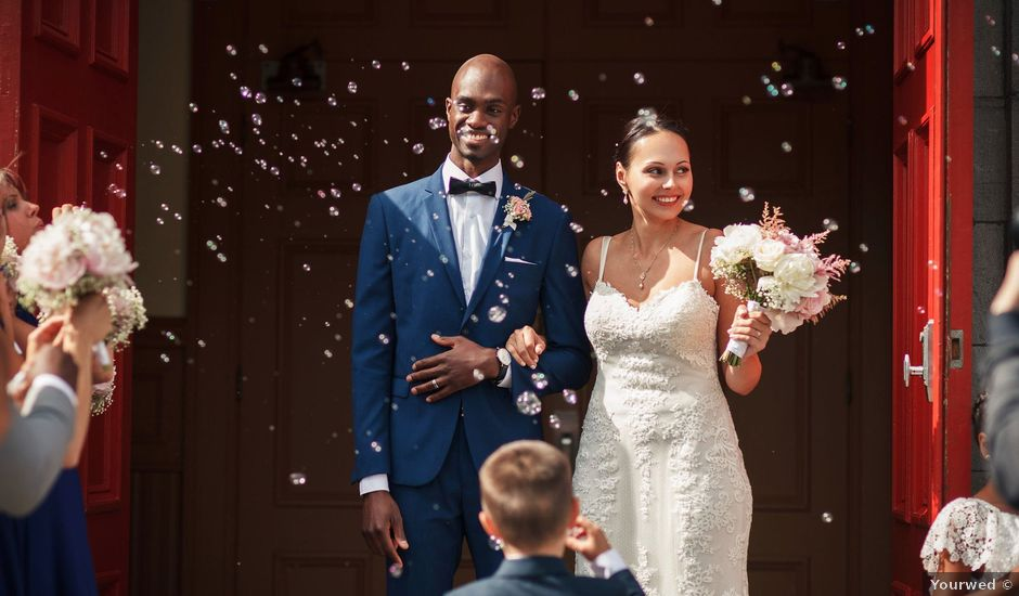 Louis-Philippe and Natalia's wedding in Montreal, Quebec