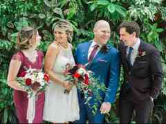 The wedding of Stefanie and Dillon 4