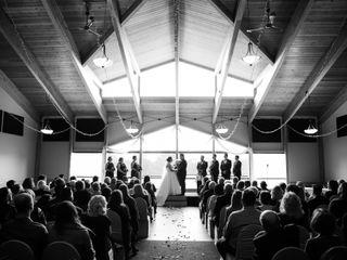 The wedding of Tyra and Ryan 1