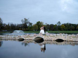 The wedding of Tyra and Ryan 3