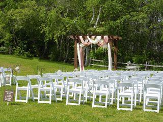 The wedding of Michael and Katrina 1