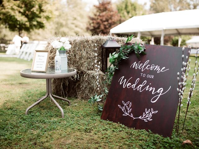 Peter and Caitlin's wedding in Maple Ridge, British Columbia 12