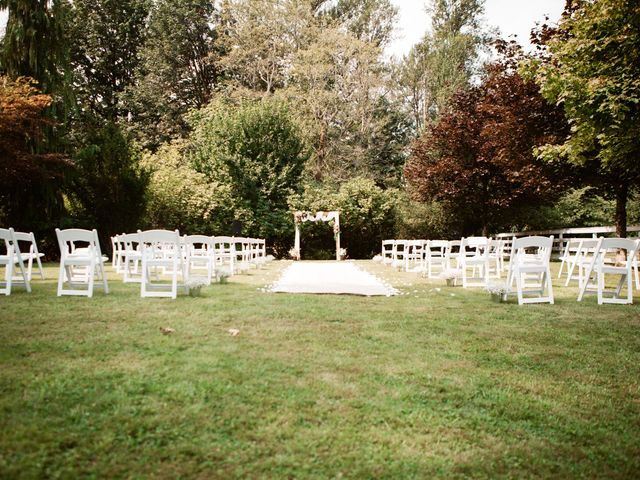 Peter and Caitlin's wedding in Maple Ridge, British Columbia 14