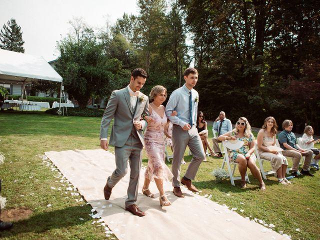 Peter and Caitlin's wedding in Maple Ridge, British Columbia 15