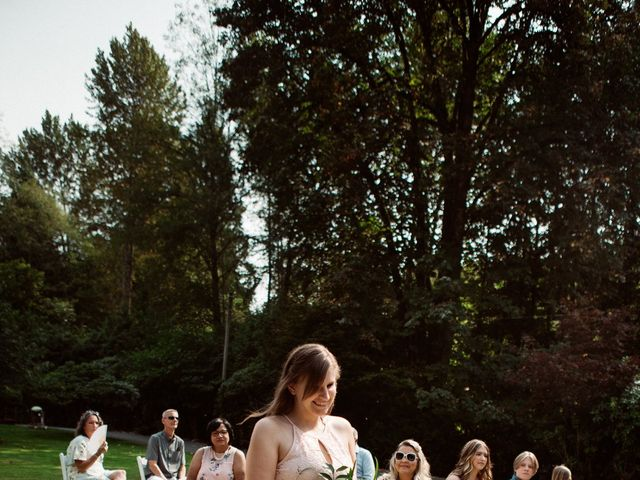Peter and Caitlin's wedding in Maple Ridge, British Columbia 22