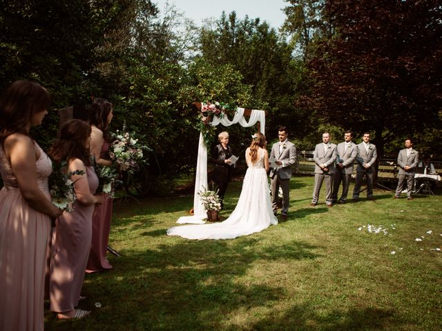 Peter and Caitlin's wedding in Maple Ridge, British Columbia 37