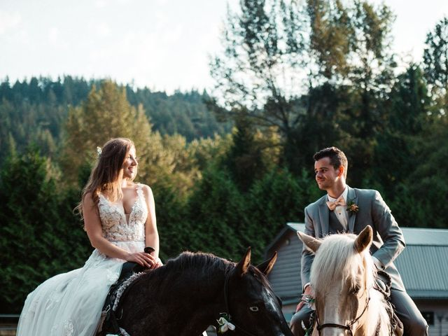 Peter and Caitlin's wedding in Maple Ridge, British Columbia 56