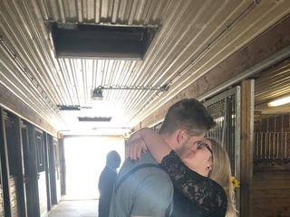 The wedding of Selena and Kyle 2