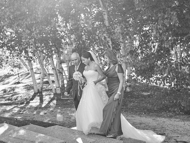 Mike and Diana's wedding in Kleinburg, Ontario 23