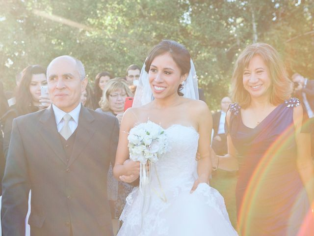 Mike and Diana's wedding in Kleinburg, Ontario 24