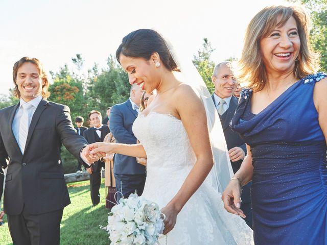 Mike and Diana's wedding in Kleinburg, Ontario 25