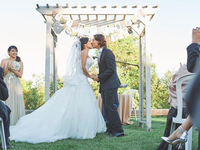 Mike and Diana's wedding in Kleinburg, Ontario 33