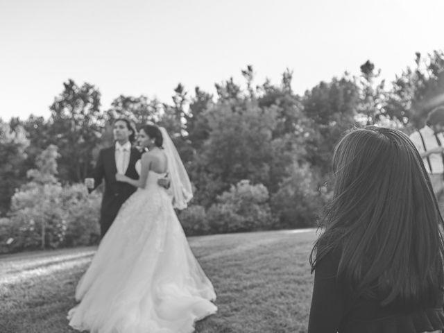 Mike and Diana's wedding in Kleinburg, Ontario 1