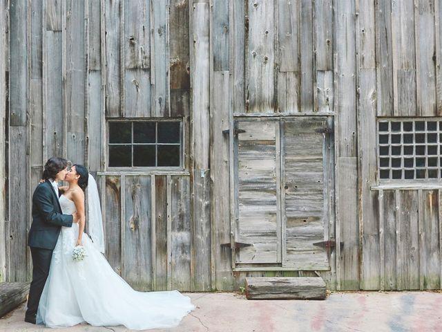 Mike and Diana's wedding in Kleinburg, Ontario 40