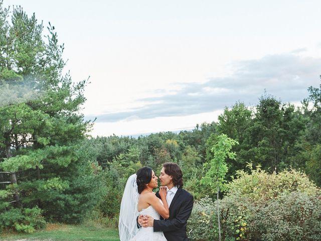Mike and Diana's wedding in Kleinburg, Ontario 43