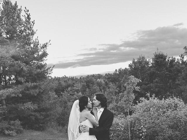 Mike and Diana's wedding in Kleinburg, Ontario 51