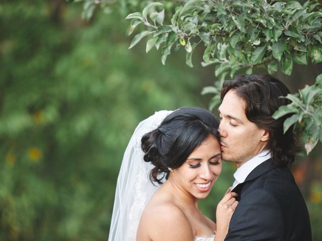 Mike and Diana's wedding in Kleinburg, Ontario 45