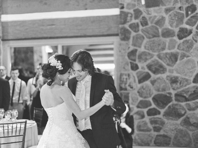Mike and Diana's wedding in Kleinburg, Ontario 56