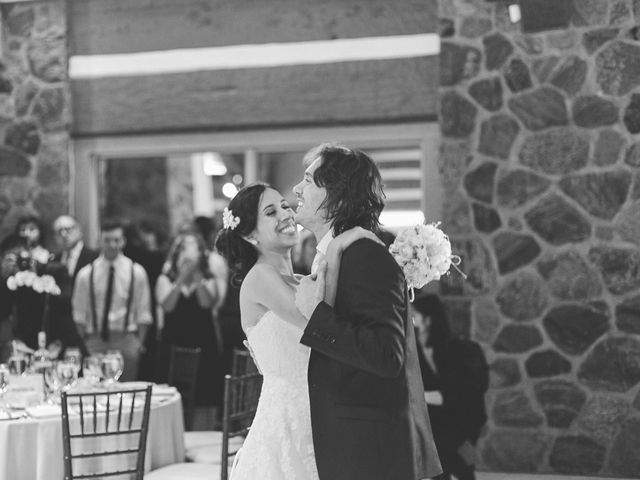 Mike and Diana's wedding in Kleinburg, Ontario 57