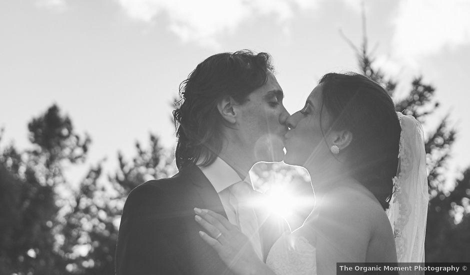 Mike and Diana's wedding in Kleinburg, Ontario