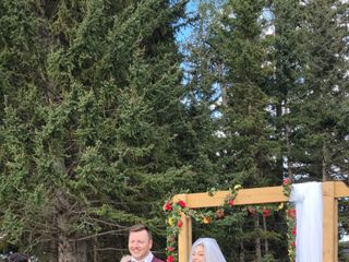 The wedding of Kayla and Justin