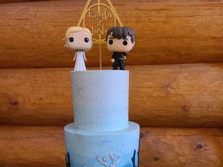 The wedding of Kayla and Justin 2