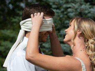 The wedding of David and Jessica 3