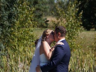 The wedding of Jessica and Darci 2