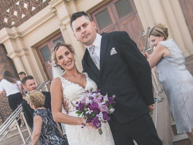 Pete and Tiffany's wedding in Hamilton, Ontario 3