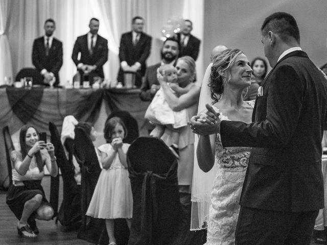 Pete and Tiffany's wedding in Hamilton, Ontario 7