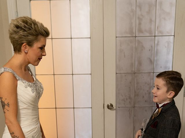 Jess and Lynsey's wedding in Calgary, Alberta 13