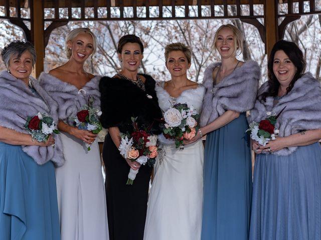 Jess and Lynsey's wedding in Calgary, Alberta 28