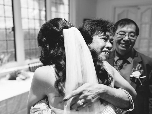 Chandra and Eliana's wedding in Vancouver, British Columbia 22