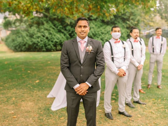 Chandra and Eliana's wedding in Vancouver, British Columbia 33
