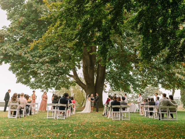 Chandra and Eliana's wedding in Vancouver, British Columbia 34