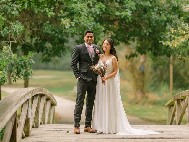 Chandra and Eliana's wedding in Vancouver, British Columbia 37