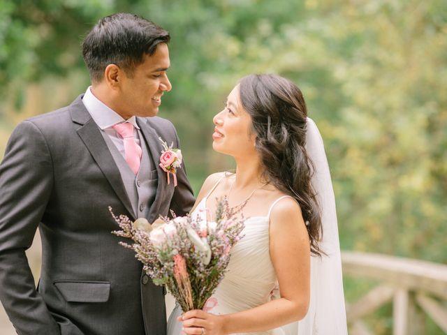 Chandra and Eliana's wedding in Vancouver, British Columbia 38
