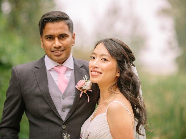 Chandra and Eliana's wedding in Vancouver, British Columbia 39