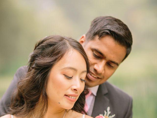 Chandra and Eliana's wedding in Vancouver, British Columbia 41