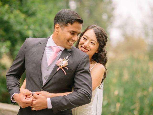 Chandra and Eliana's wedding in Vancouver, British Columbia 42